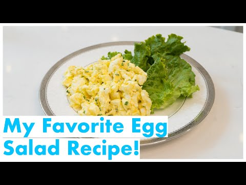 Sisanie - Sisanie's Easy Memorial Day Egg Salad Recipe