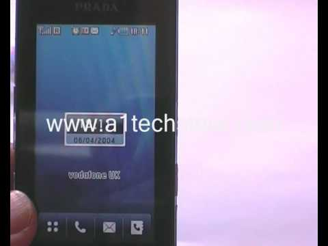 www.a1techstore.com Unlock LG PRADA KE850 UNLOCKED TO ALL NETWORKS WITH REBEL SIMCARD