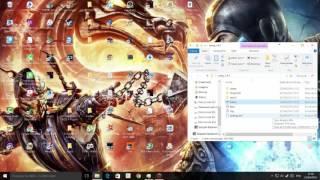 Emulador de Wii U Cemu Testando jogo  Bayonetta 2 Video