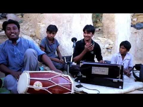 Salim Khan & Rajasthan Josh sing Nusrat...
