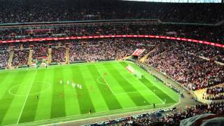 England Vs. Peru - Wembley 2014 Thumbnail