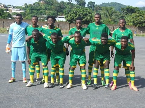 Yong Sports VS Union Douala