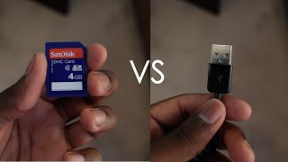Explained: SD Cards vs. USB