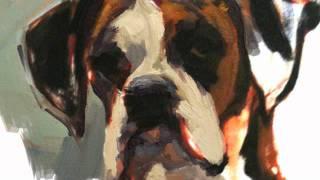 Custom Pet Portrait-boxer-stop Motion Film