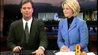 11/24/2002 Colleen May, KLAS-TV, Ch. 8 Eyewitness News(cast) Nov. 24, 2002