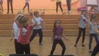 Открытый урок Театр танца Дива гомель
