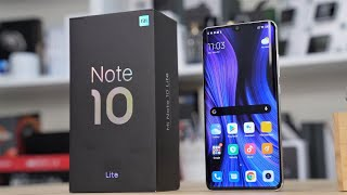 مراجعة للهاتف المحمول Xiaomi Mi Note 10 Lite