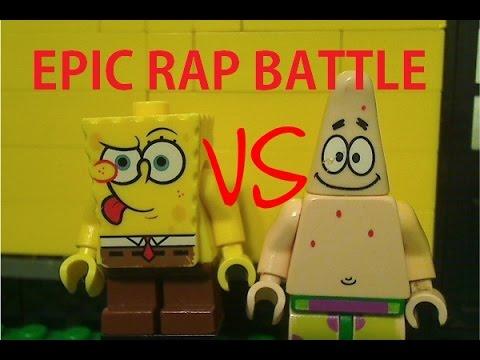 Lego Spongebob Episode 71: Epic Rap Battles of Spongebob