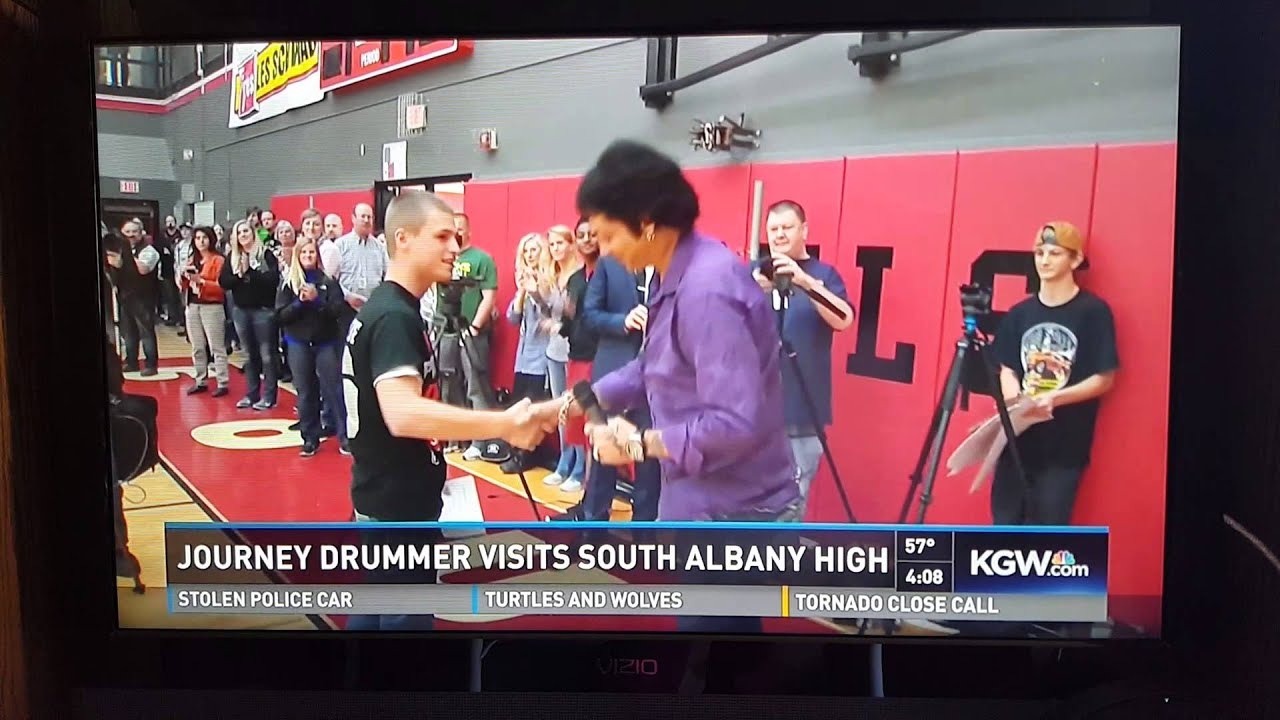 journey drummer deen castronovo s albany high journey drummer deen castronovo s albany high