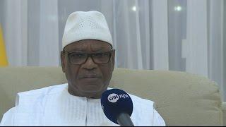 أخبار حصرية - رئيس مالي: بالسلم والأمان يتحقق استقرار الشعوب