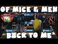 Of Mice Men Back To Me Rock Band 4 DLC Expert Full Band October 18th 2018 mp3