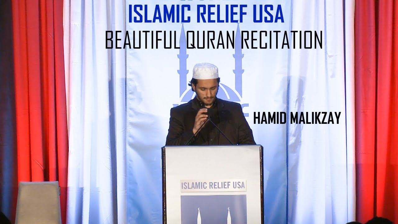 IRUSA Yemen Fundraiser 2017 | Quran Recitation | Hamid Malikzay