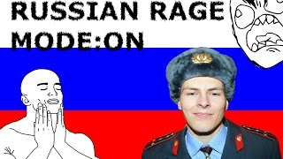 CS:GO - Russian Team RAGE !