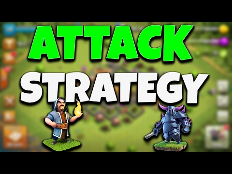 TOWN HALL 5 ATTACK STRATEGY Clash Of Clans