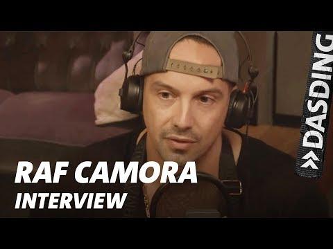 RAF CAMORA im Interview über Anthrazit, Bonez MC, 187 und die Frage nach dem Karriereende | DASDING