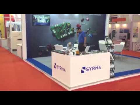 WILY DESIGN - SYRMA -ELECTRONICA INDIA 2017 - Pragati Maidan DELHI