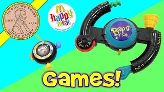 Hasbro Gaming McDonald's 2018 Happy Meal Toy Review
