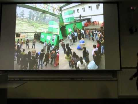 """Indrani Baruah (Architect) on """"Cultural Re-Imaginations : Experiments in Creative Placemaking"""""""