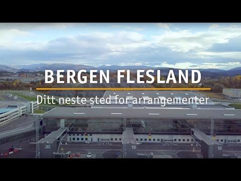 Thumbnail: Bergen Flesland - ditt neste sted for konferanser!