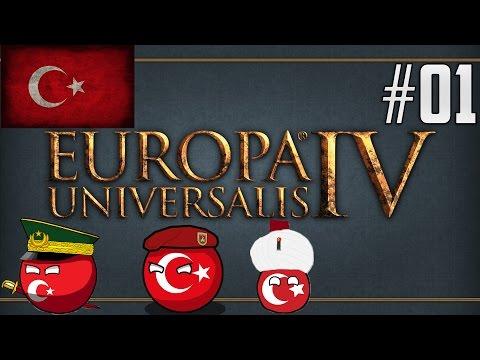 EU IV Coop (Osmane) #1 // Bringt den Islam nach Europa ! (Europa Universalis 4/Deutsch)