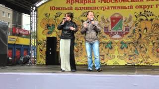 Ярослав Сумишевский и Алена Веденина Букет из белых роз