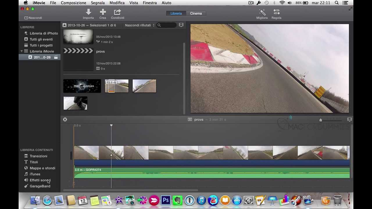 how to download audio from youtube to imovie