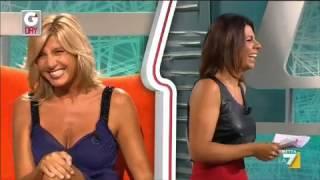 """G'day - MYRTA MERLINO protagonista del """"Se ti dico"""" (19/09/2912)"""