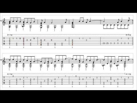 Broken Strings - James Morrison - Guitar Fingerstyle Tabs