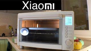 | Видео обзор | Конвекционной печи Xiaomi Ocooker