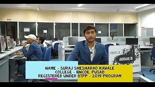 Suraj Kawale's Live Review of DTPP program...