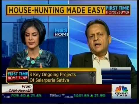 Mr. Bijay Agarwal's interview with CNBC TV 18