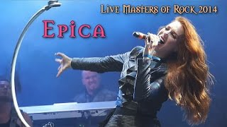 Epica - Unleashed & Storm The Sorrow Live Masters of Rock (2014)
