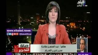 عبد المحسن سلامة: البعض يحاول قتل قانون الهيئات الإعلامية.. فيديو