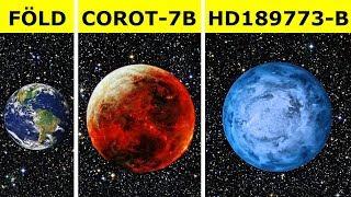 5 Bolygó Amiken Számunkra LEHETETLEN Dolgok Történnek