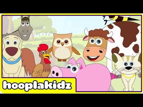 Learn About Sounds of Animals 1 - Preschool Activity