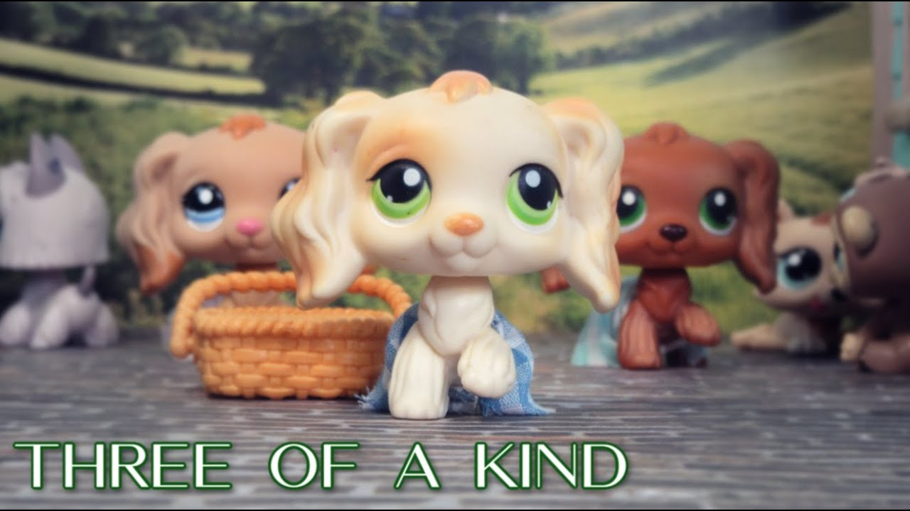LPS: Three of a Kind {Movie}