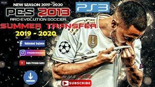 PES 2013 Pro Evo JG Summer Transfer 2019-2020 [PS3]