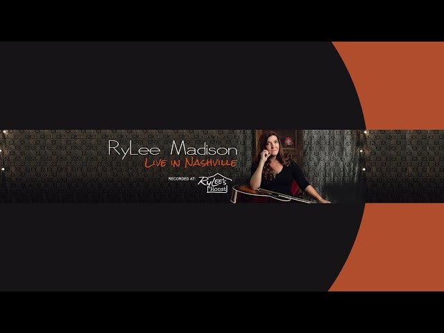 RyLee chats about the making Live In Nashville, her 8th album.