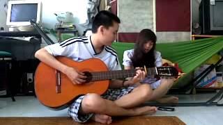 Hát ru tình yêu guitar