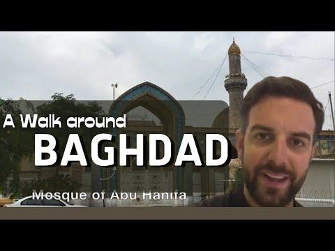 Arbaeen Video Diary: A walk around Baghdad