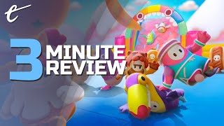 Fall Guys: Ultimate Knockout | Review in 3 Minutes (Video Game Video Review)