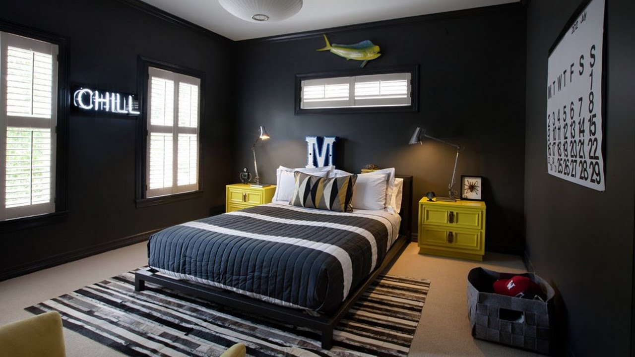 Exceptionnel Modern And Stylish Teen Boys Bedroom Design Ideas | Minimal And Simple