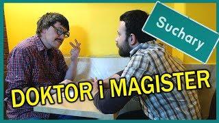 DOKTOR i MAGISTER - Suchary#68