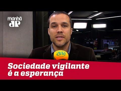 Sociedade Vigilante Pode Fazer Com Que Nomes Como Gilmar Sejam Votos Vencidos   Felipe Moura Brasil