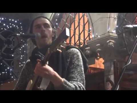 Hozier 'To Be Alone' 24th December 2017 Gaiety Theatre Dublin, Christmas Eve Busk