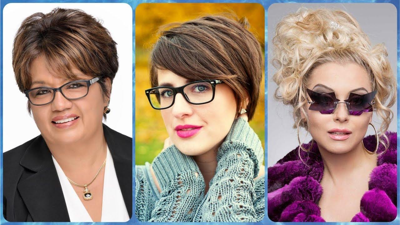 e6fef13186512 20 ideias de penteados para quem usa oculos de grau - YouTube