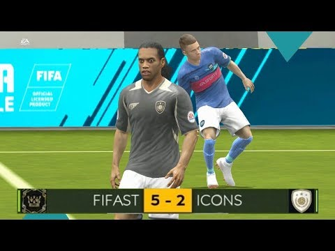 FIFAST 5 - 2 PRIME ICONS  |  EXTREME CHALLENGE GAMEPLAY  |  FIFA MOBILE 19