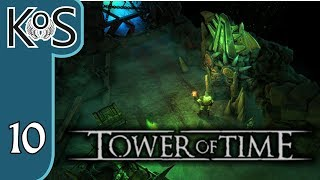Tower Of Time Ep 10: DEALING WITH ORCISH MAGIC - Tactical RPG, Lore - Let