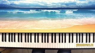 Красивая мелодия. Как играть на пианино