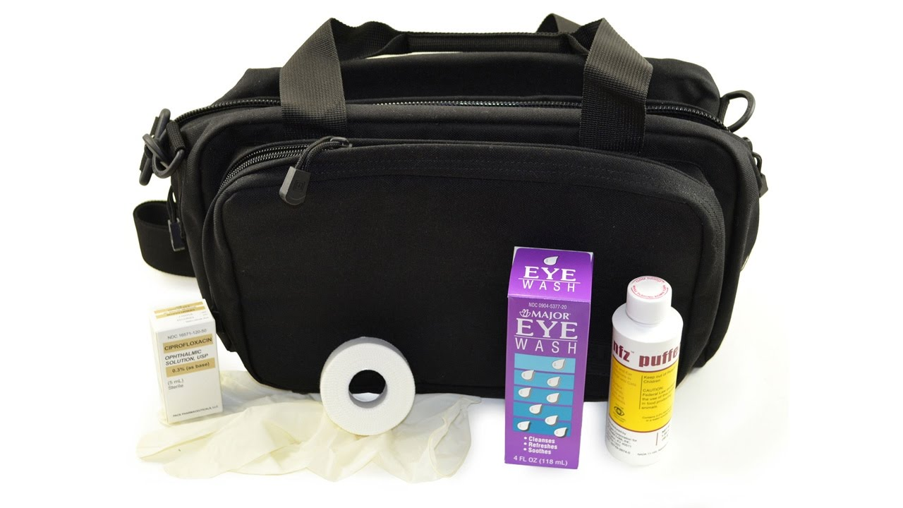 5 11 Kit Bag With K9 First Aid From